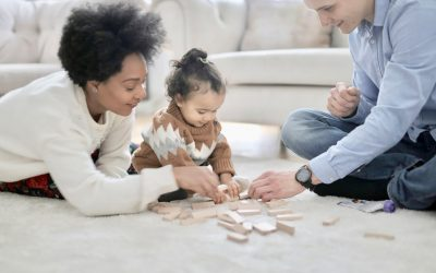GET TO KNOW YOUR CHILD THROUGH PLAY